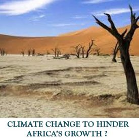CLIMATE-CHANGE-TO-HINDER-AFRICA'S-GROWTH