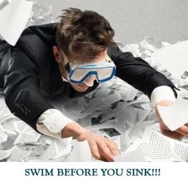 SWIM-BEFORE-YOU-SINK