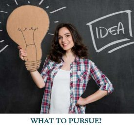 WHAT-TO-PURSUE
